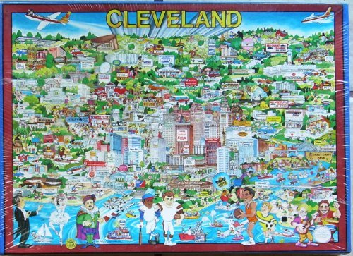 Cleveland by Buffalo Games ()