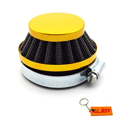 Motorcycle & ATV Filters 58mm Golden Air Filter for Dellorto