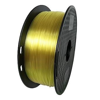 Uniqstore Filamento de la impresora 3D,PETG material,1.75 mm 1 kg ...