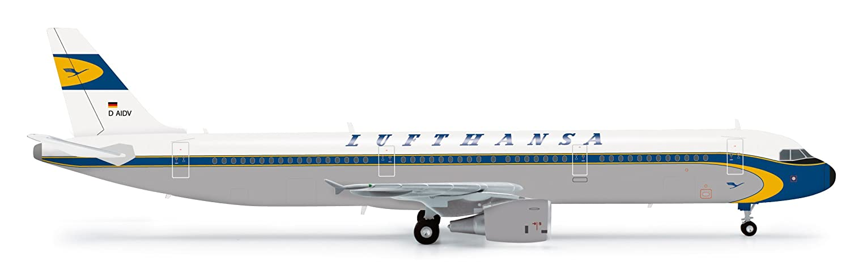 Herpa 555517 - Lufthansa Retro Retro Retro Airbus A321 1ae1e7