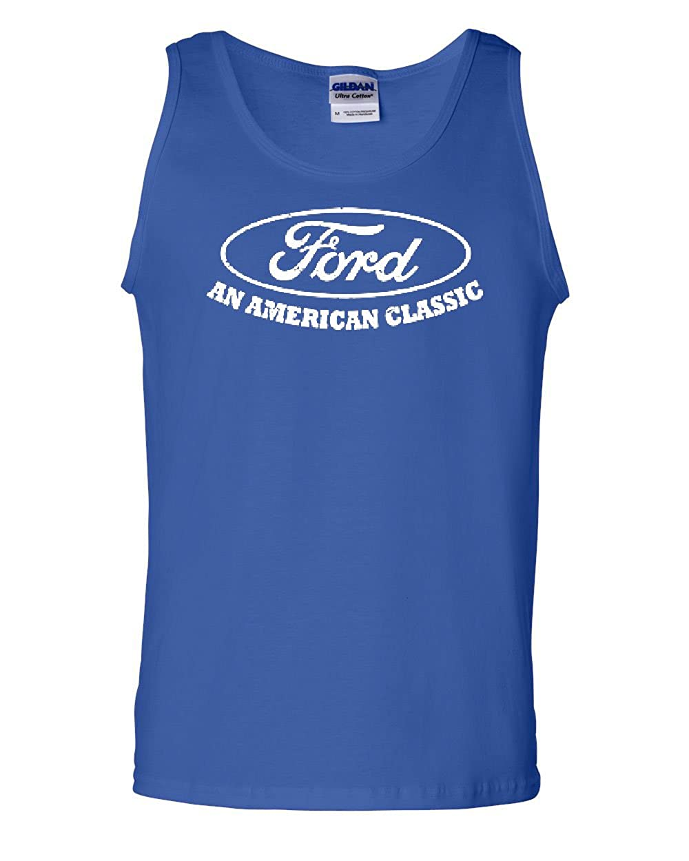Ford an American Classic Tank Top Ford Truck Licensed Muscle Shirt