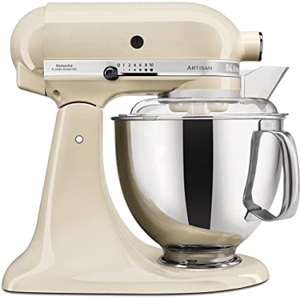 Kitchenaid Artisan Robot da Cucina, Acciaio, Crema: Amazon.it: Casa ...