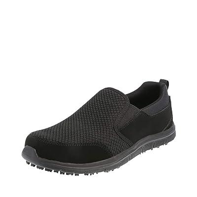 safeTstep Men's Slip Resistant Avail Slip-On | Loafers & Slip-Ons