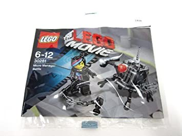 LEGO La LEGO Movie: Micro Manager Batalla Con Wyldstyle ...