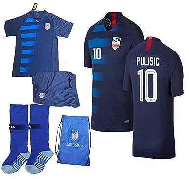watch 44da5 b4af5 Amazon.com: LISIMKE USA Soccer Team Christian Pulisic Carli ...