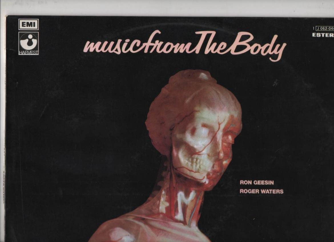 MUSIC FROM THE BODY SPANISH EDITION 1970: RON GEESIN & ROGER ...