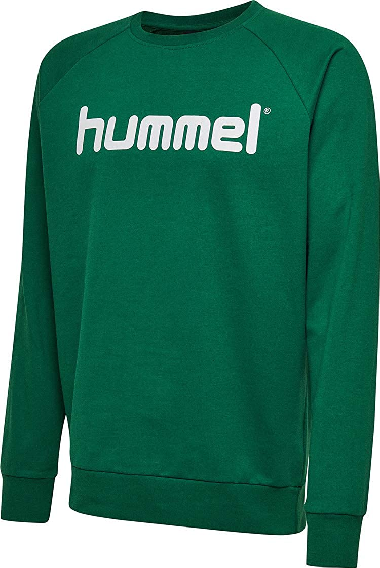 hummel Hmlgo Kids Cotton Logo Felpa Unisex Bambini