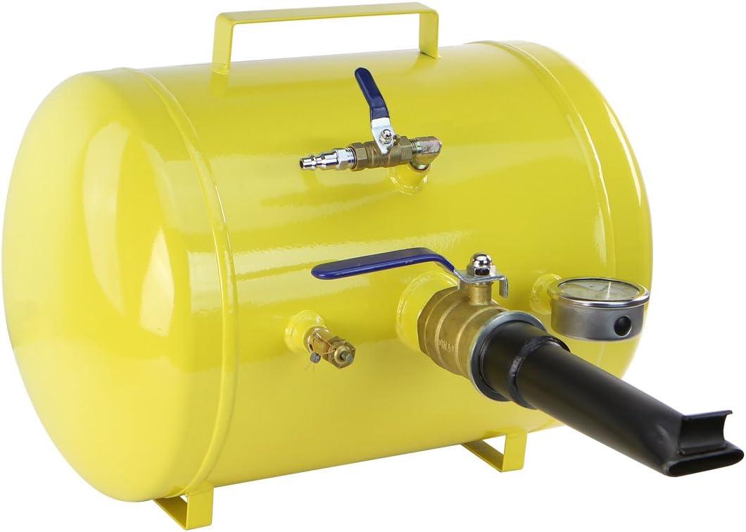 NEW MODEL 8 Liter tank Portable Bead Seater