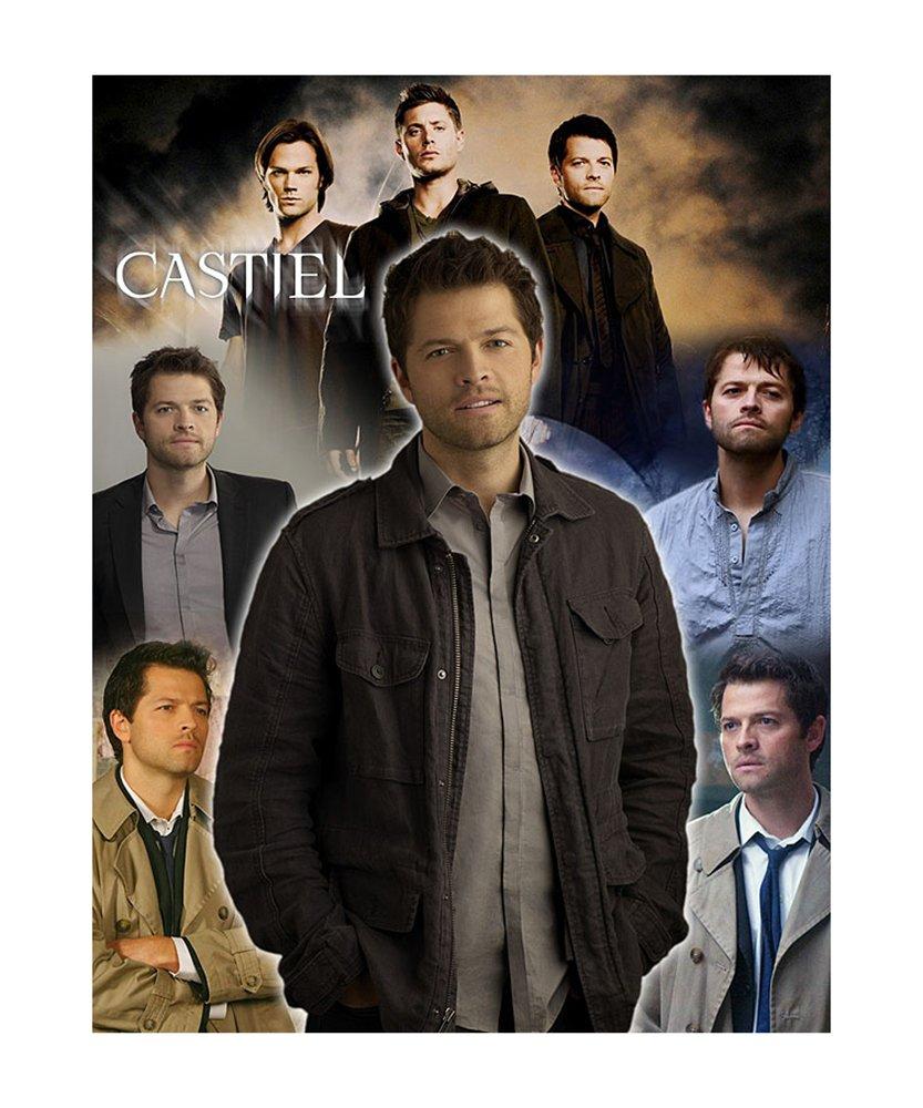 Supernatural Castiel Blanket B00SDHHIWA