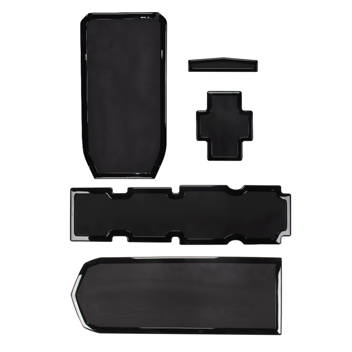 DEMCiflex Dust Filter Kit for Corsair Graphite 780T by DEMCiflex