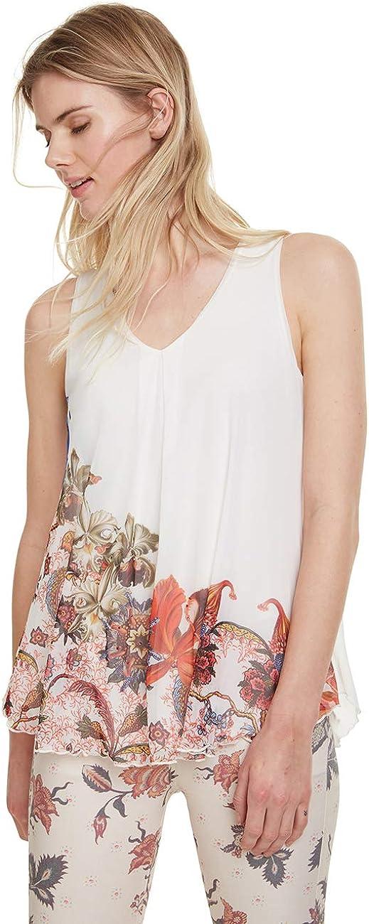 Desigual T-Shirt Scarlett Camiseta para Mujer