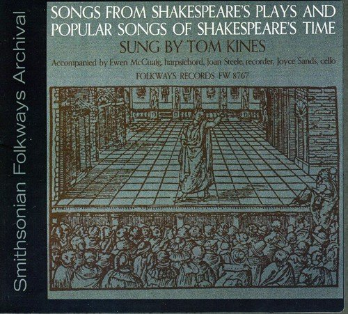Play Music Collection (Songs From Shakespeare's Plays and Songs)