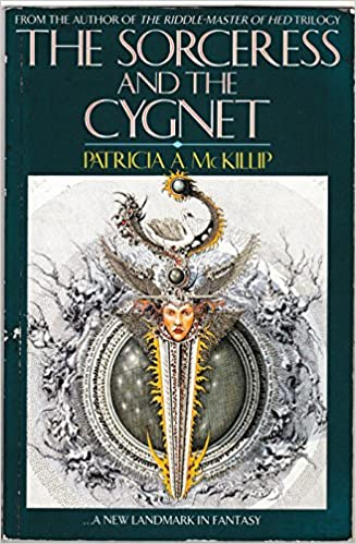The Sorceress and the Cygnet (Cygnet Duology, Book 1)