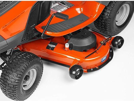Husqvarna LTH1738, 38 in. 17 HP Loncin Hydrostatic Gas Riding Lawn Mower