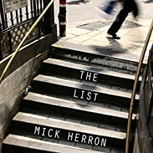 The List: A Slough House Novella Audiobook by Mick Herron Narrated by Seán Barrett