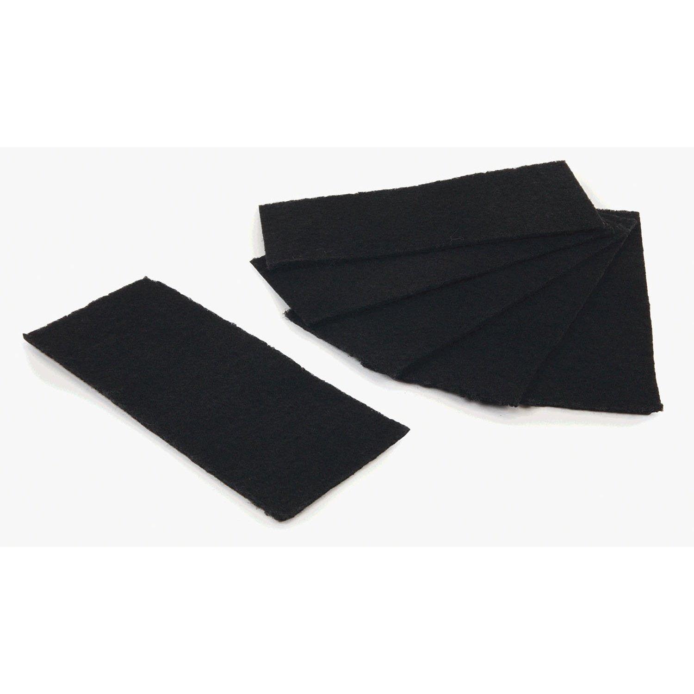 Pennine - Filtri al carbone attivo per lettiera per gatti (confezione da 6) (Taglia unica) (Nero) UTVP2420_1