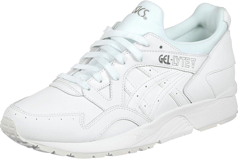 Asics lifestyle H6r3l-0101, Zapatillas Unisex Adulto, Blanco, 44 EU: Amazon.es: Zapatos y complementos