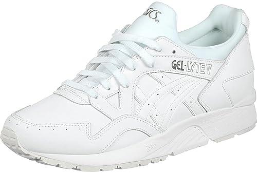 zapatillas blancas hombre asics