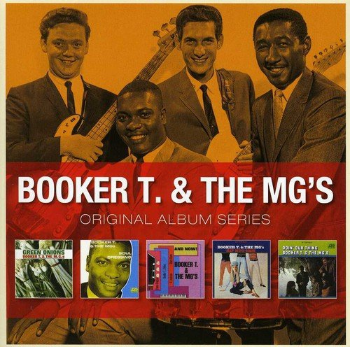 Original Album Series -  Booker T & The Mgs
