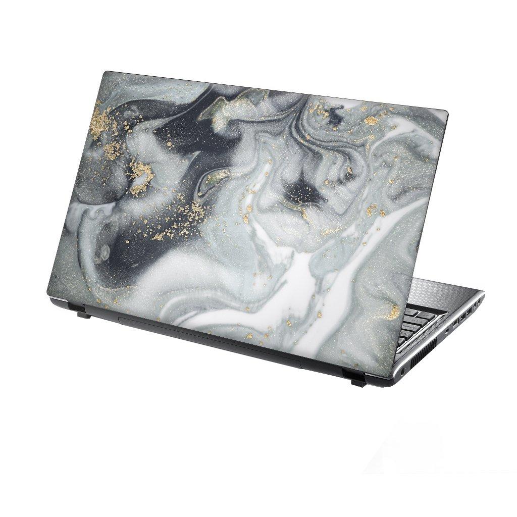 TaylorHe Folie Sticker Skin Vinyl Aufkleber mit bunten Mustern f/ür 15 Zoll 15,6 Zoll 38cm x 25,5cm Laptop Skin blauem Marmor