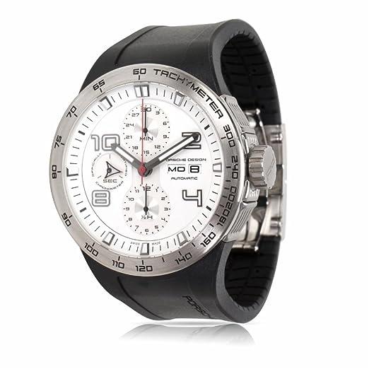 Porsche Design P6340.41/4 - Reloj de Pulsera (automático, 6 Piezas), diseño Plano: Porsche Design: Amazon.es: Relojes