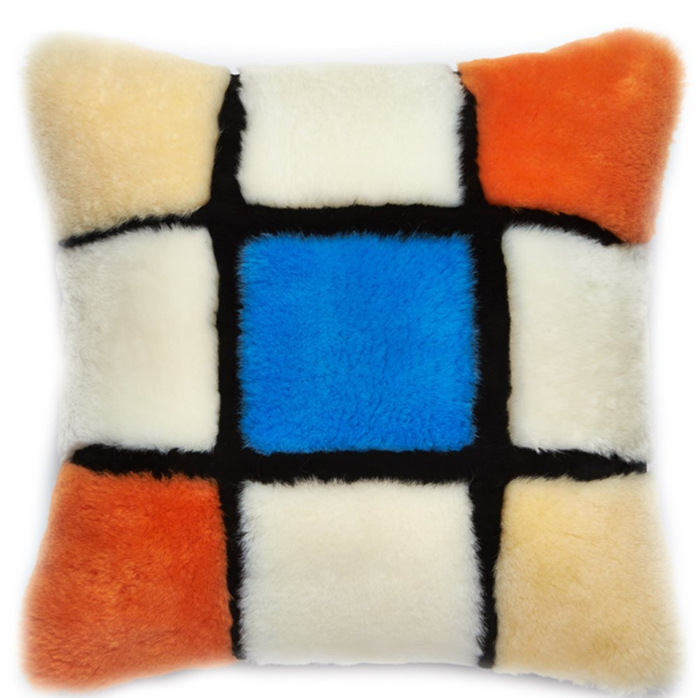 pillow with core rubik's cube design pillow sofa back cushions bed pillow-A 50x50cm(20x20inch) by HDSGFDSHGK