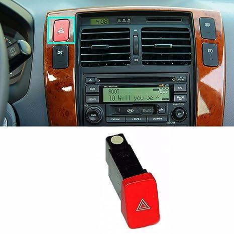 Peligro Interruptor Assy gris para Hyundai Tucson 2005 ...