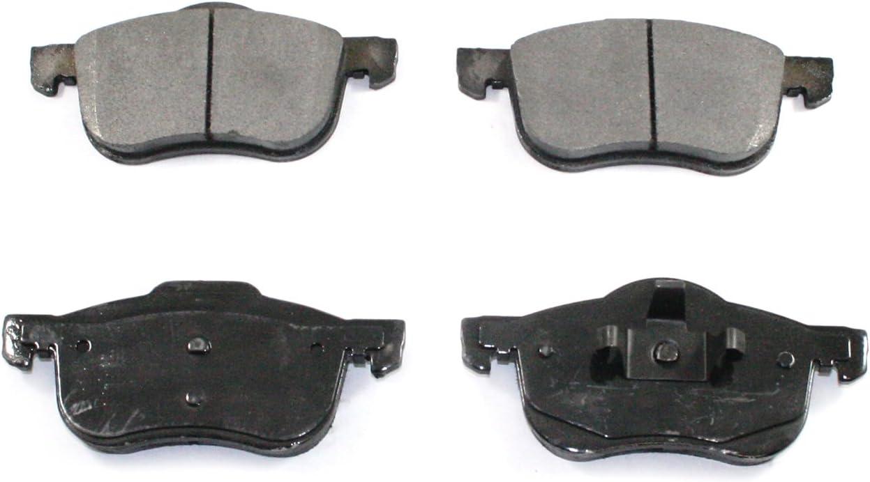 DuraGo BP794 MS Front Semi-Metallic Brake Pad Dura International BP794MS