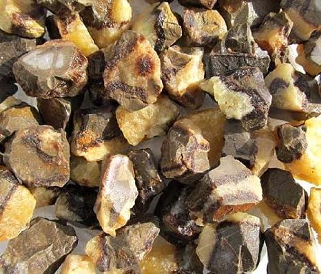 1 Kg = 16,33 EUR Septarie  Rohsteine Wassersteine 300 g.
