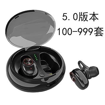 Guangmaoxin TWS Auriculares inalámbricos Bluetooth V5 Fabricantes Modo Privado binaural Verdadero estéreo inalámbrico Bluetooth Auriculares Bluetooth 5.0: ...