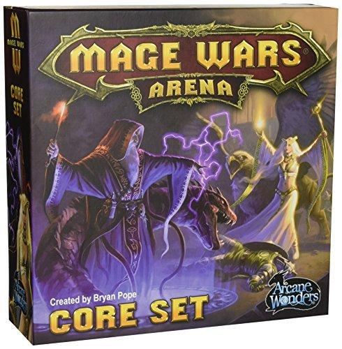 Mage Wars Arena Board Game by Arcane Wonders