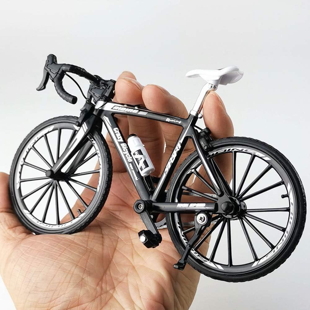 1:10 Bike Model Children Toy Diecast Bicycle Kids Gift Miniature Finger Ornament