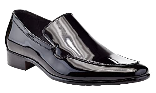 Amazon.com: Franco Vanucci para hombre slip on esmoquin ...