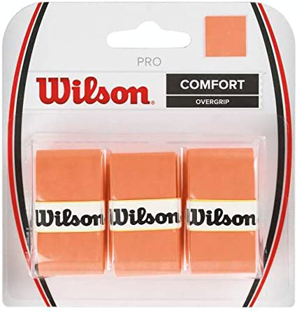 Wilson Pro OR - Overgrip, Color Naranja, Talla única: Amazon.es ...