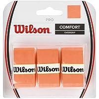 Wilson Pro Tennis Racquet Over Grip, Pack of 3