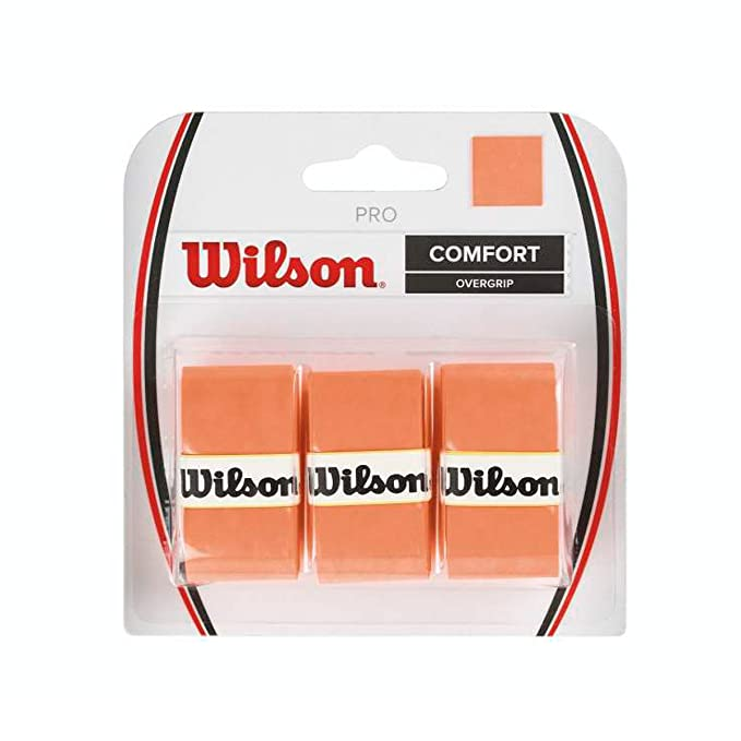 WILSON Pro OVERGRIP YE Overgrips Raqueta-Unisex, Amarillo, NS: Amazon.es: Deportes y aire libre