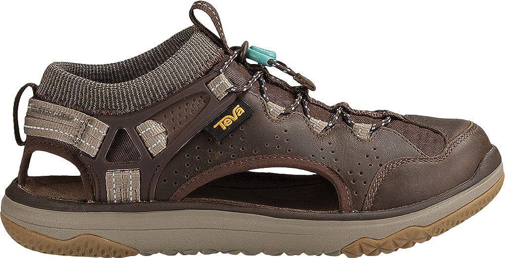 Teva Terra-Float Travel Lace Sandal - Women's Hiking Chocolate Brown, 8.5