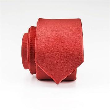 Wangwang454 5 Cm Vestido De Negocios Corbata Pequeña Versión ...