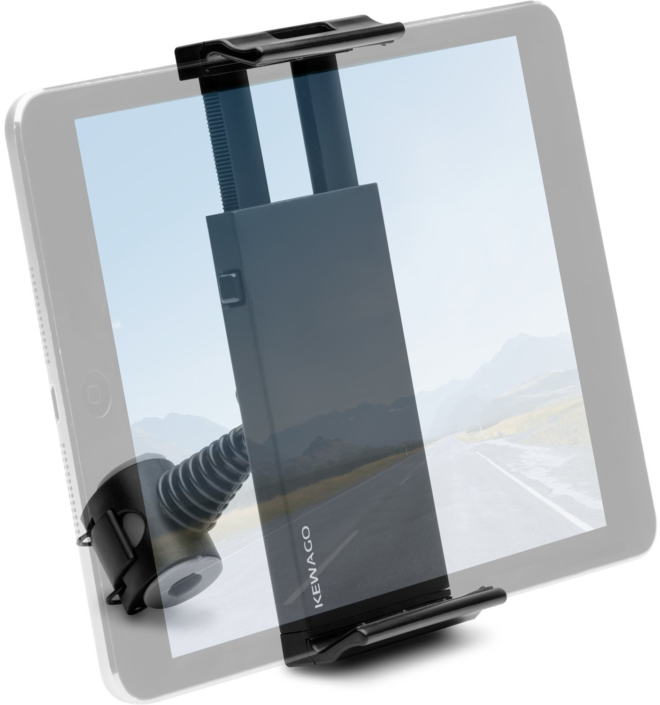 Tablet Halterung für die Kopfstütze von Kewago – Auto Tablet Halter z.B. für Apple iPad, Samsung, Acer, ASUS und Andere KWG-CTH-01