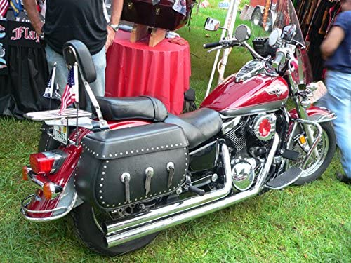 Choppers Chrome Mat Support Drapeau Noir ou Chrome pour Moto Harley Flag Mounting Trike