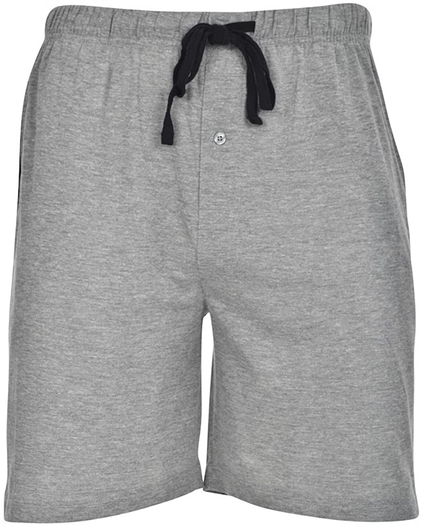 Hanes Mens 2-Pack Cotton Knit Short