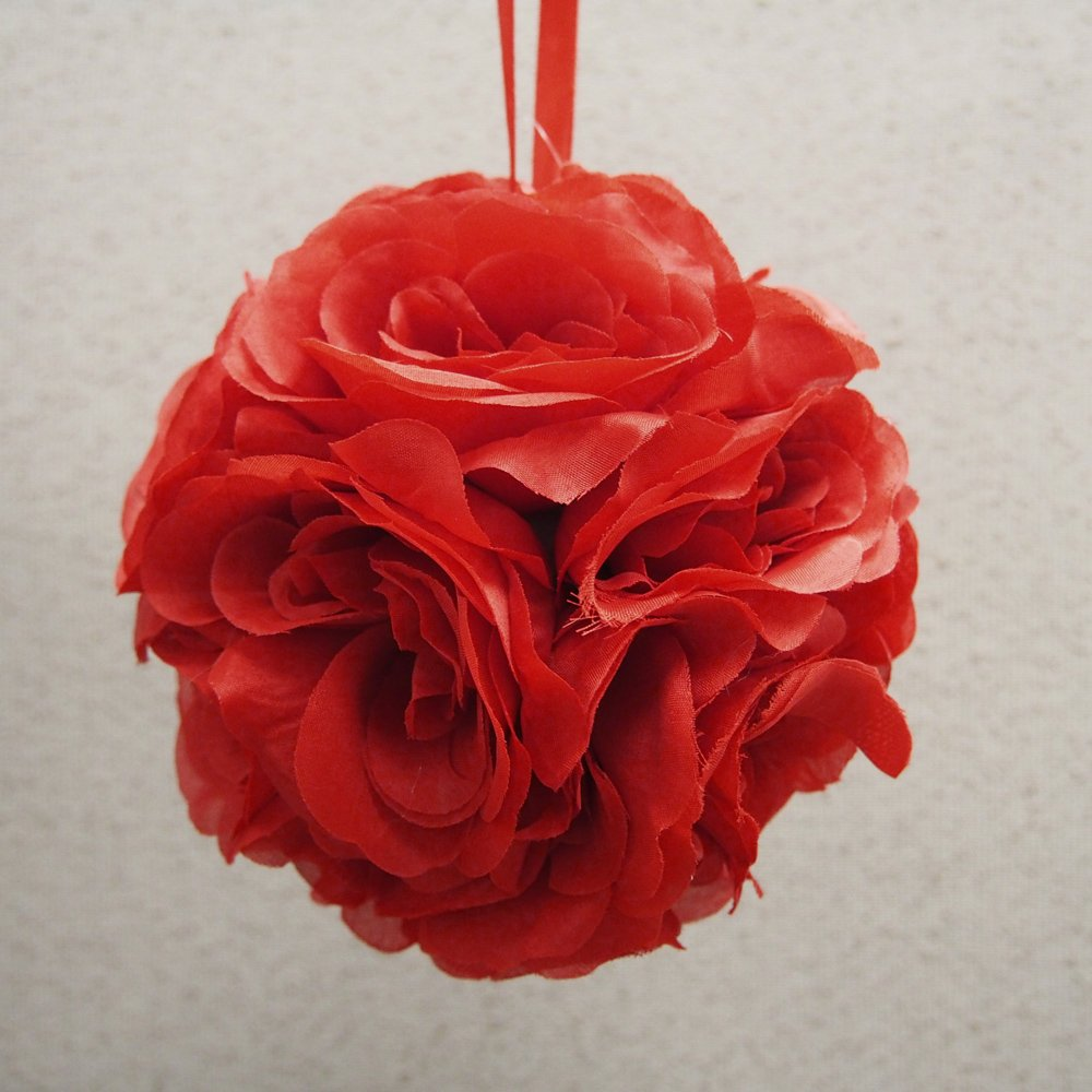 Amazon.com: Pomander Flower Balls Wedding Centerpiece, 6-inch ...