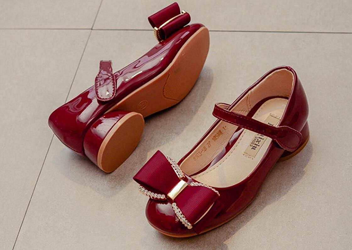 BeautyOriginal Girls Loafers Dance Flat Shoes Casual Loafer Shoes