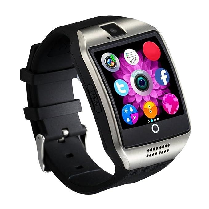 134 opinioni per [Versione Aggiornata] Schermo Curvo Smartwatch CHEREEKI Smart Watch con