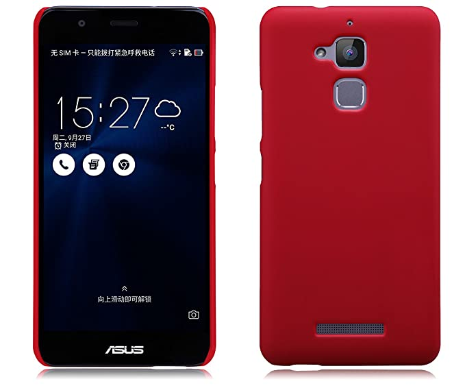 Asus ZenFone 3 Max ZC520TL Case TopAce Super Slim Frosted Shield Shell Cover