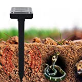 Solar ultrasonic Electronic multi-animal insect repellent drive rat Drive Snake drive pest collector Hotel Garden Special-purpose elimination device