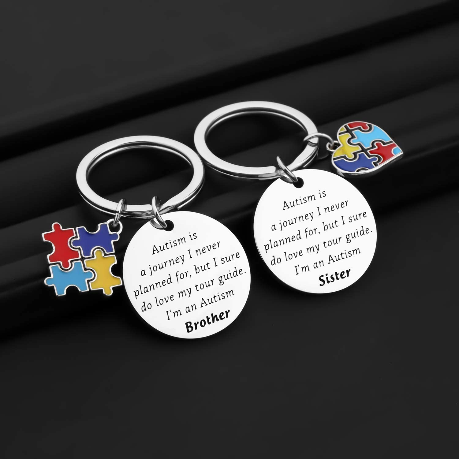 Diversity Autism Mom Self Love Gift puzzle Family Love Matching Autism Dad Equality Autism Awarenes Mama Bear