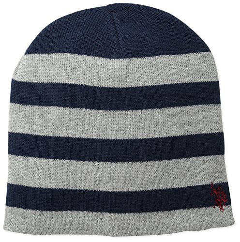 Reversible Winter Beanie Hat Cap - 5
