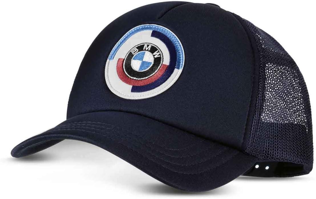 BMW 80162463120 - Gorra Ajustable, Color Azul Oscuro: Amazon.es ...