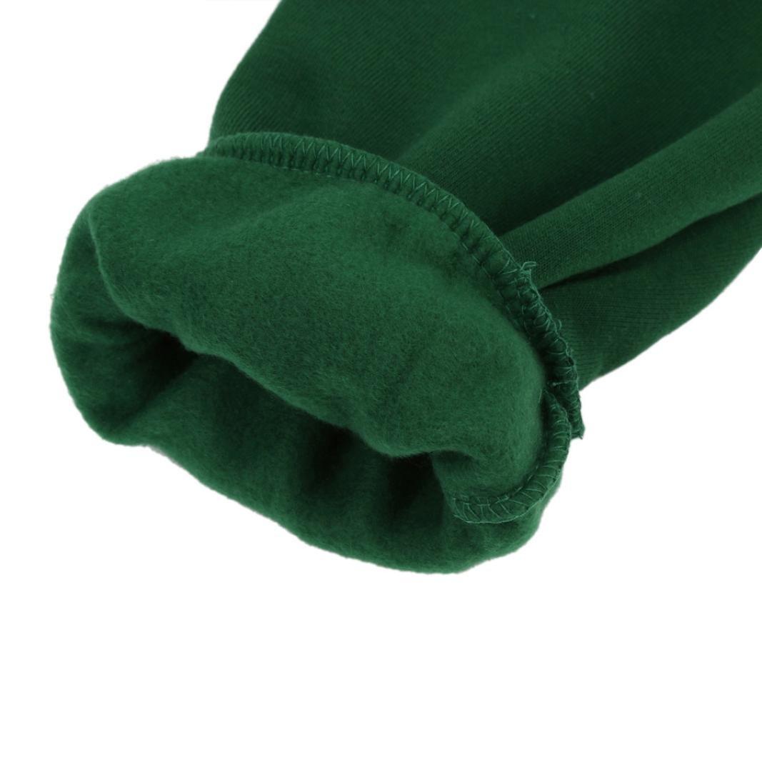 Women Blouse, Neartime Women Casual Hood Sweatshirt Hooded Ladies Long Pullover Tops (L5, Green) by NEARTIME (Image #7)